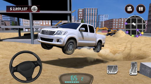 Drive for Speed: Simulator  screenshots 6