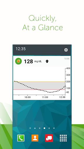 Dexcom G5 Mobile mg/dL DXCM1 Apk apps 4
