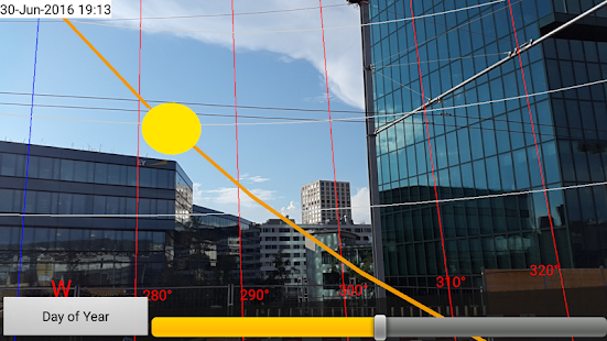 Sun Locator Pro- screenshot thumbnail