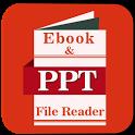 PPT Viewer & eBook Reader icon