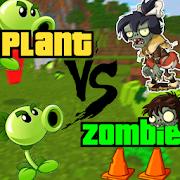 Plant VS Zombie Addon Minecraft PE