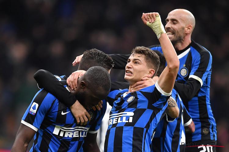 Une stat unique en Serie A: Romelu Lukaku, le polyvalent