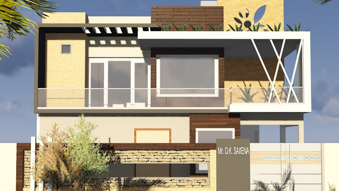 Ankit Sharma Architects Civil Contractor Interior Designer For Residence Architect For Commercial Architecture Firm In Bareilly