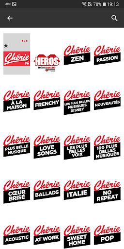 Chu00e9rie FM Radio screenshots 3