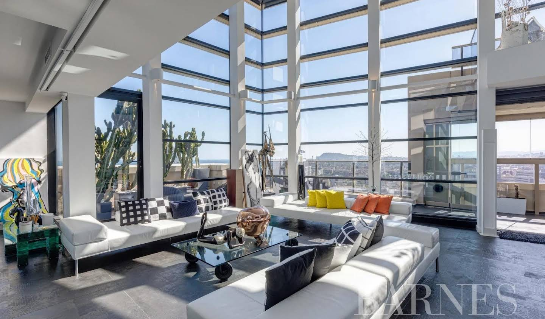 Loft avec terrasse Barcelone