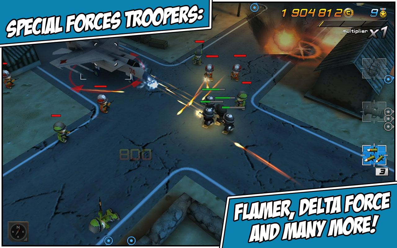 Tiny Troopers 2: Special Ops- screenshot