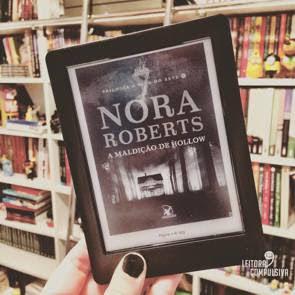 fotos e livros a maldição de hollow blog leitora compulsiva
