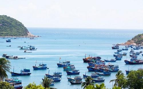 Vịnh Vĩnh Hy là điểm nên đến trên thế giới năm 2014 - 2