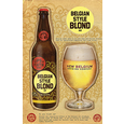 New Belgium Belgian Style Blond Ale
