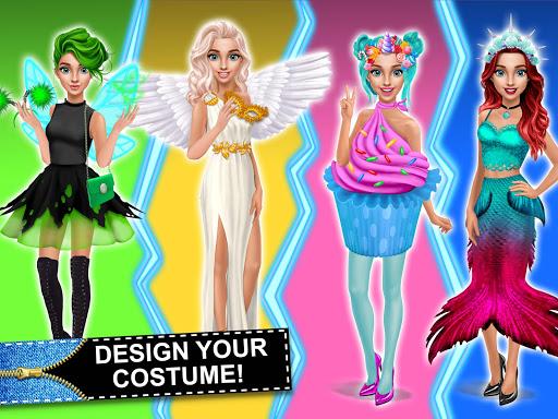 Hannahu2019s Fashion World - Dress Up Salon for Girls 1.0.15 screenshots 11