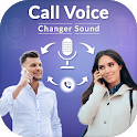 Voice Call Changer - Best Voice Changer App icon
