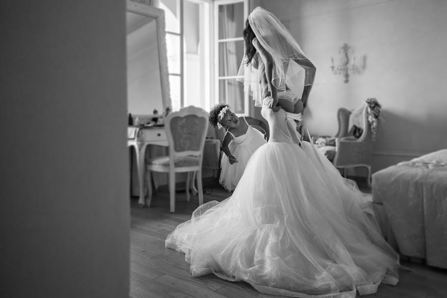 Wedding photographer Daniele Borghello (borghello). Photo of 31.07.2014