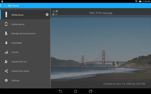 My Cloud 4.4.9 screenshots 8