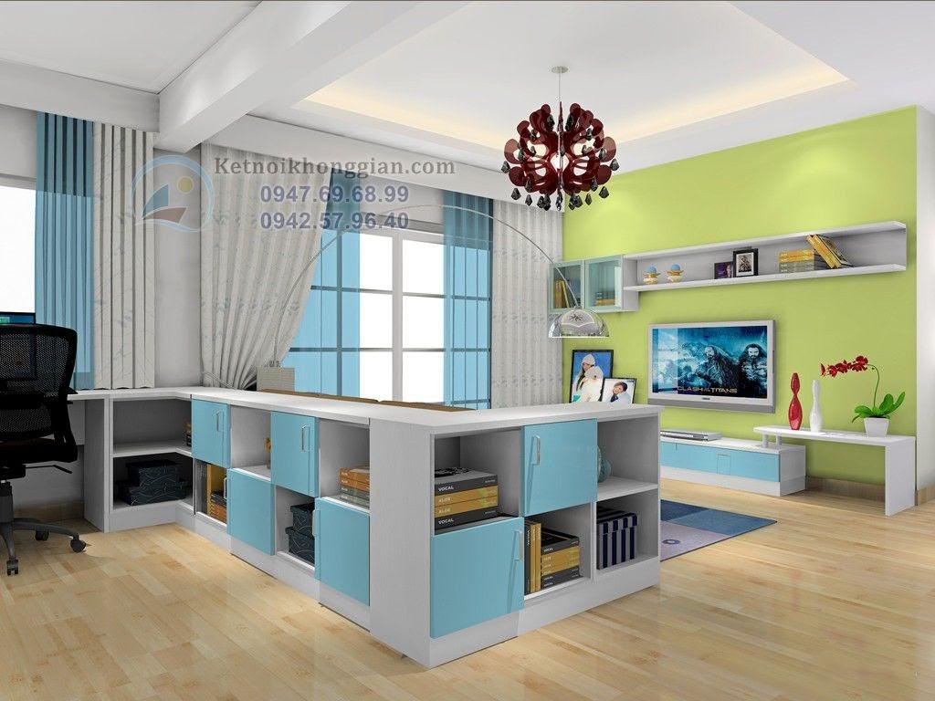 thiết kế nội thất phòng khách thanh lịch