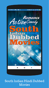South Indian Hindi Dubbed Movies App Download For Android 1