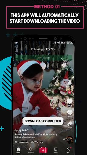 Video Downloader for TikTok - No Watermark  screenshots 3