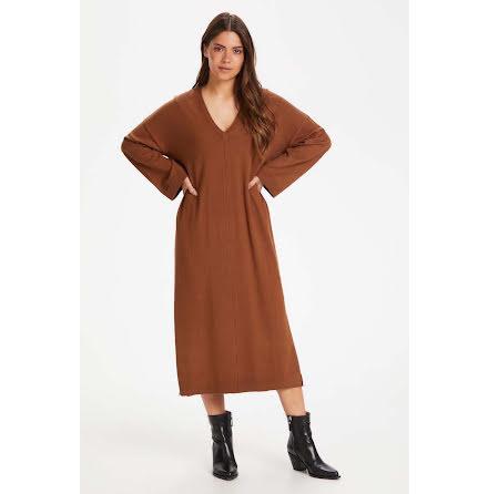 Part Two Vivica dress hazel brown melange
