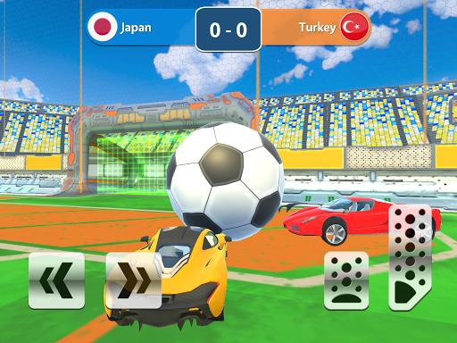 Sport Car Soccer Tournament 3D  screenshots 5
