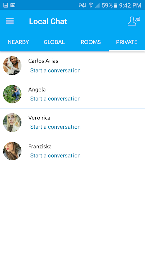 Local chat apk