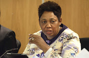 Basic education minister Angie Motshekg.