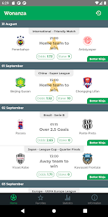 Download Wonanza - Sports Betting tips by best tipsters! For PC Windows and Mac apk screenshot 11