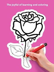 How To Draw Flowers APK screenshot thumbnail 21