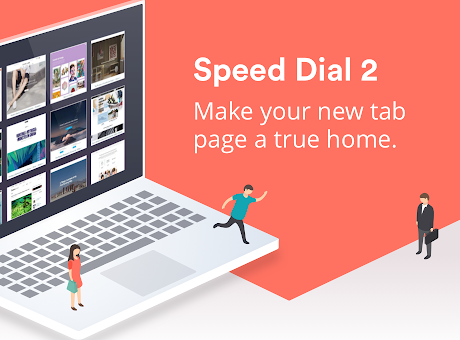 Speed Dial 2 New tab