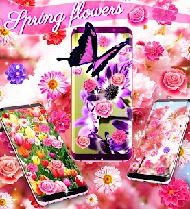 Spring live wallpapers Apk  Download For Android 2