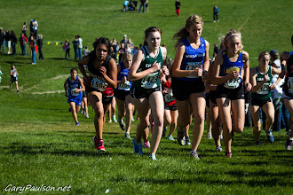 Photo: JV Girls 44th Annual Richland Cross Country Invitational  Buy Photo: http://photos.garypaulson.net/p110807297/e46d068d0