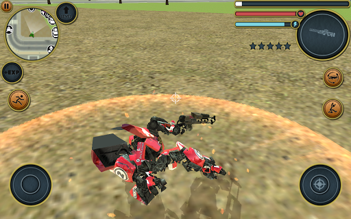 Top Car Robot 2.1 de.gamequotes.net 2
