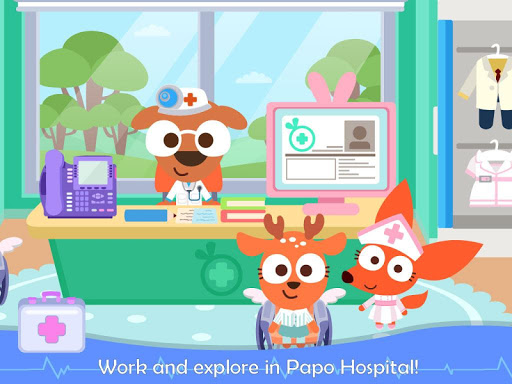 Papo Town: Hospital filehippodl screenshot 12