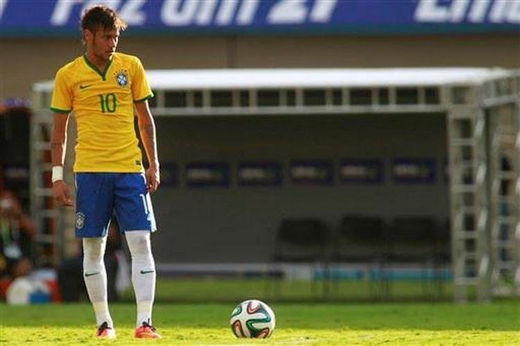Neymar apporte son soutien à Neymar et Mascherano