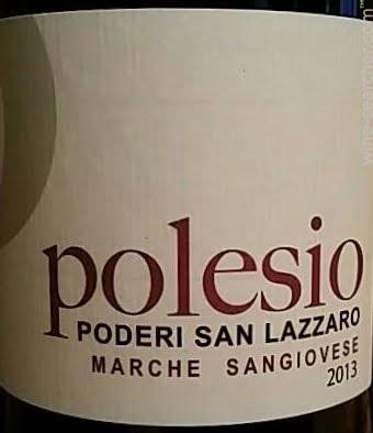 Logo for Polesio Roderi San Lazzaro Sangiovese