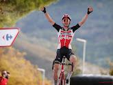 Tim Wellens is de kopman van Lotto Soudal in de Strade Bianche