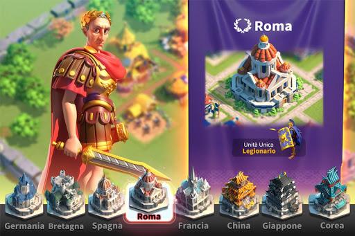 Rise of Kingdoms  άμαξα προς μίσθωση screenshots 1