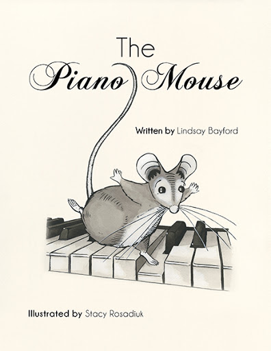 The Piano Mouse cover