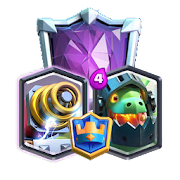 Strategy Clash Royale in battleground 2018