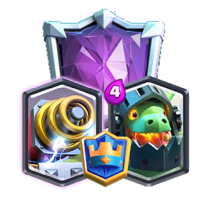 Strategy Clash Royale in battleground 2018 for PC