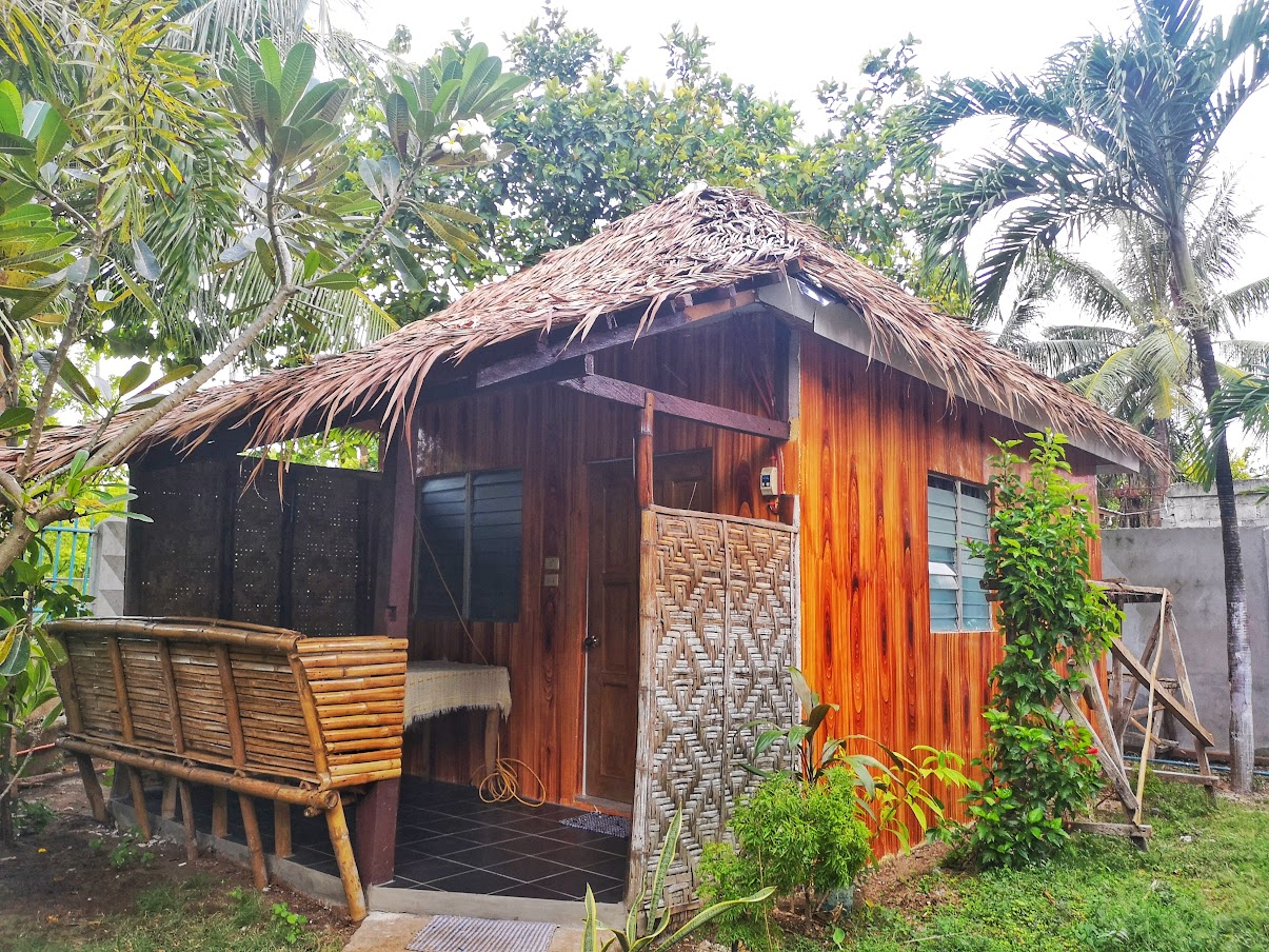 Air-conditioned cottage you can stay in Bantayan Island