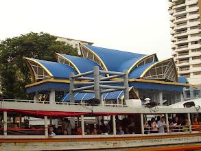 Photo: Un petit air de l'opéra de Sydney à Bangkok !