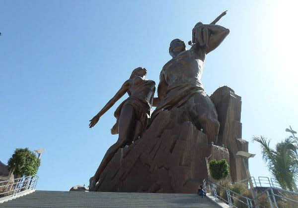 Monumento Renascimento Africano