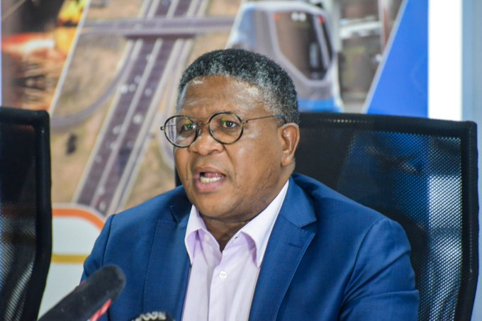 Transport minister Fikile Mbalula is confident significant progress has been made in areas that have been prioritised since he fired the previous Prasa board.