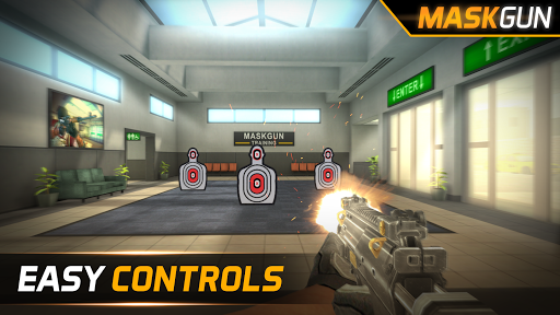 MaskGun u00ae - Multiplayer FPS 2.181 Screenshots 1