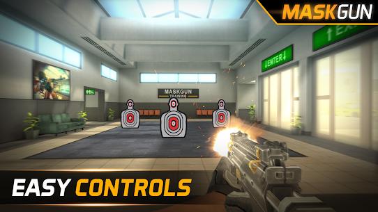 MaskGun ® – Multiplayer FPS 2.172 MOD (Unlimited Ammo) 1