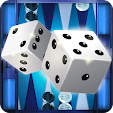Ultimate Backgammon: Classic Dice & Board Game icon