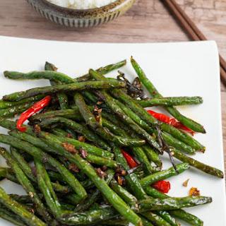 Szechuan Style Green Beans