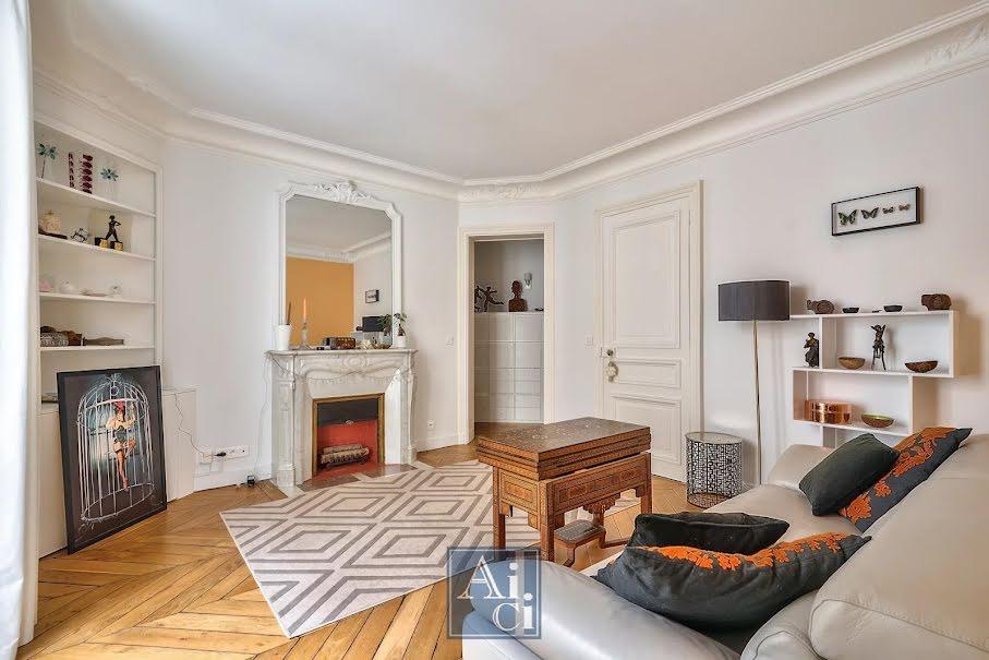 Vente appartement  58 m² à Paris 16ème (75116), 835 000 €