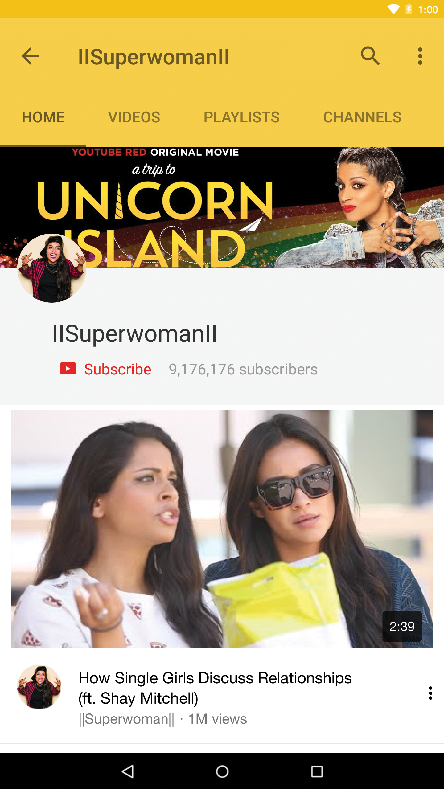 YouTube screenshot #6