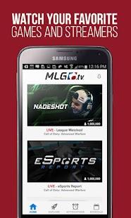 MLG.tv - screenshot thumbnail