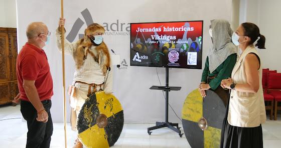 La barriada abderitana de La Alquería organiza unas Jornadas Históricas Vikingas